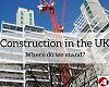 Are we seeing a decline in the UK Construction Industry?