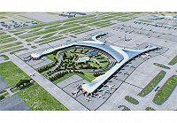 Plans unveiled for sustainable city inside South Korea's largest airport