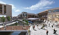 Revised £4bn Brent Cross redevelopment plan submitted