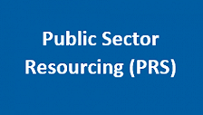 Public Sector Resourcing (PSR)