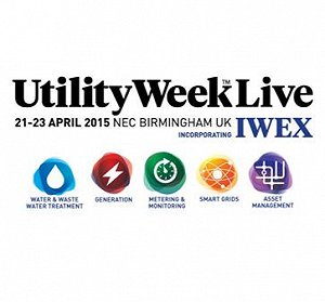 Utility Week Live exhibition water, electricity and gas utilities