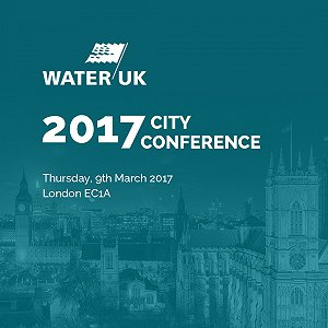 Water UK City Conference 2017