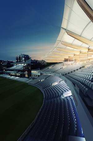 Approval for new stand at Lord's Cricket Ground