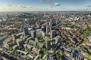Planning approval granted for new Elephant & Castle development