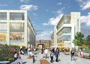 £4bn Brent Cross redevelopment gets a go ahead