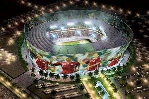 Aecom and Ramboll selected for Qatar World Cup stadium project