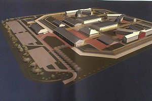 Proposal for £250m Wrexham prison submitted to council