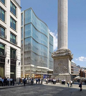 Skanska bags £33m London Monument office project