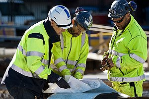 1,500 new jobs at Skanska UK