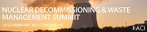 Nuclear Decommissioning and Waste Management Summit