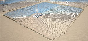 Plan to import North African solar energy to power UK homes