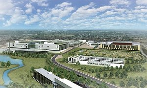 Plans submitted for £260m Watford health campus