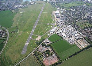 Lagan Construction to upgrade Cambridge Airport in £17m deal
