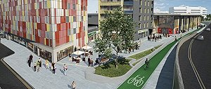 Funding secured for £85m Abbey Wood scheme