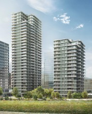 Olympic residential towers get approved