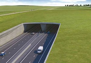 Murphy sole UK firm chasing £1.7bn Stonehenge tunnel