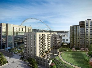 Approval granted for Quintain's 475-home Wembley development