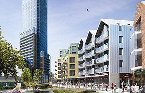 £1.2bn Chinese investment changes the London skyline