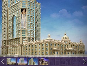 Habtoor project