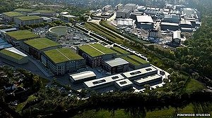 Go ahead for £200m Pinewood expansion plans