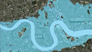 £485m Thames flood defence contract shortlisted to two bidders