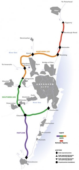 Connect Roads scoops £745m Aberdeen contract