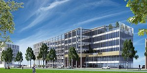 Kier selected for £50m Northampton office scheme