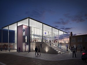 Plans approved for Hayes and Harlington Crossrail station
