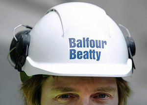 Balfour Beatty to cut 400 jobs in first phase of cost cuts