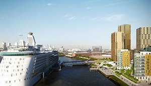 Boris Johnson green lights Greenwich cruise liner terminal