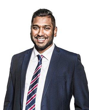 Abdu Kauroo, Recruitment Consultant, Building Services division