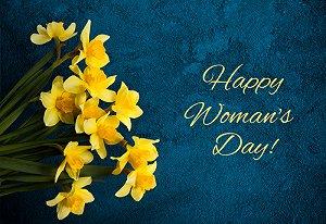 To all the beautiful women across the globe, Happy International Women's Day!