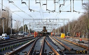 Network Rail to carry out £80m upgrade works across the network