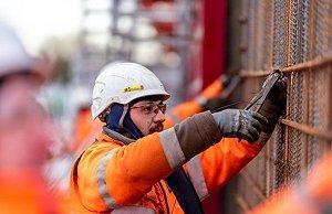 One year on: HS2 reaches 20,000 jobs landmark