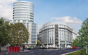 Revised plans for Marble Arch Tower development granted planning permission