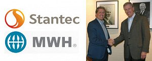 Stantec Inc. acquires MWH Global