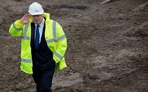 Johnson plots infrastructure spending - £1bn schools programme