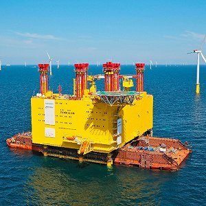 Seaway Heavy Lifting installation offshore platform