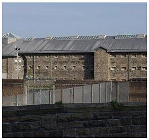 Caption: HMP Cardiff. Photo: Matt Buck