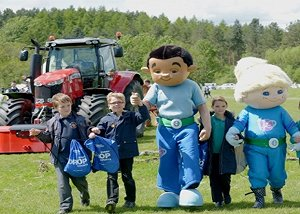 Glendale Agricultural Society's Children's Countryside Day