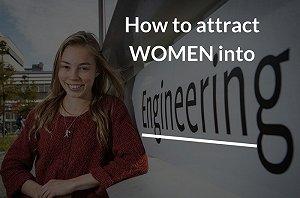 female engineering student image