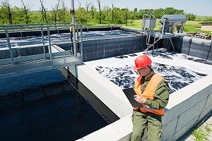 How to make giant strides in the water industry