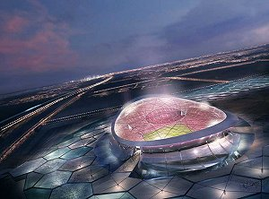 Foster & Partners wins Qatar World Cup stadium design