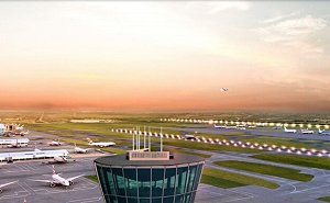 Heathrow delays third runway construction by three years.