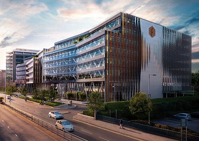 Corporate Galliford Try wins Reading office project