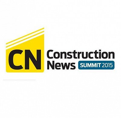 Construction News Summit 2015 banner