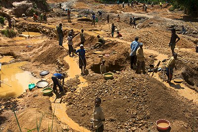 Conflict-free Mining Project in Congo
