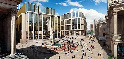 Carillion secures a job in £500m Birmingham project