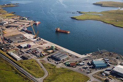 £12m scheme to extend Scotland's Lerwick Harbour