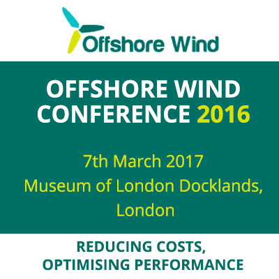 Offshore Wind Conference logo